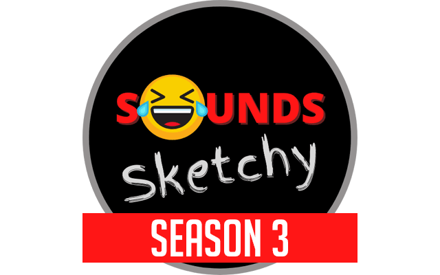 Sounds Sketchy Logo