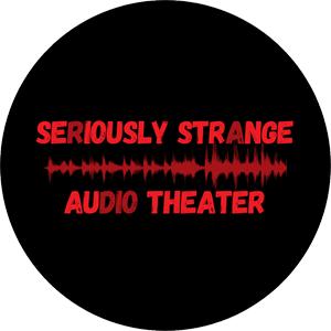Logo with sound wave